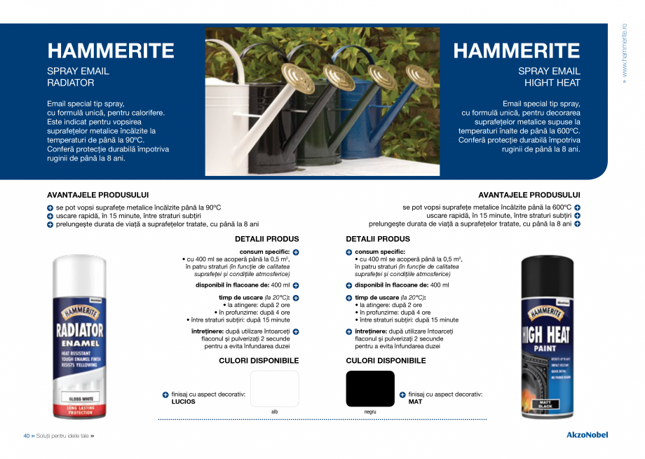 Pagina 22 - Solutii pentru ideile tale - Catalog complet 2018  DULUX Easy Smooth, Quick Set Cement...