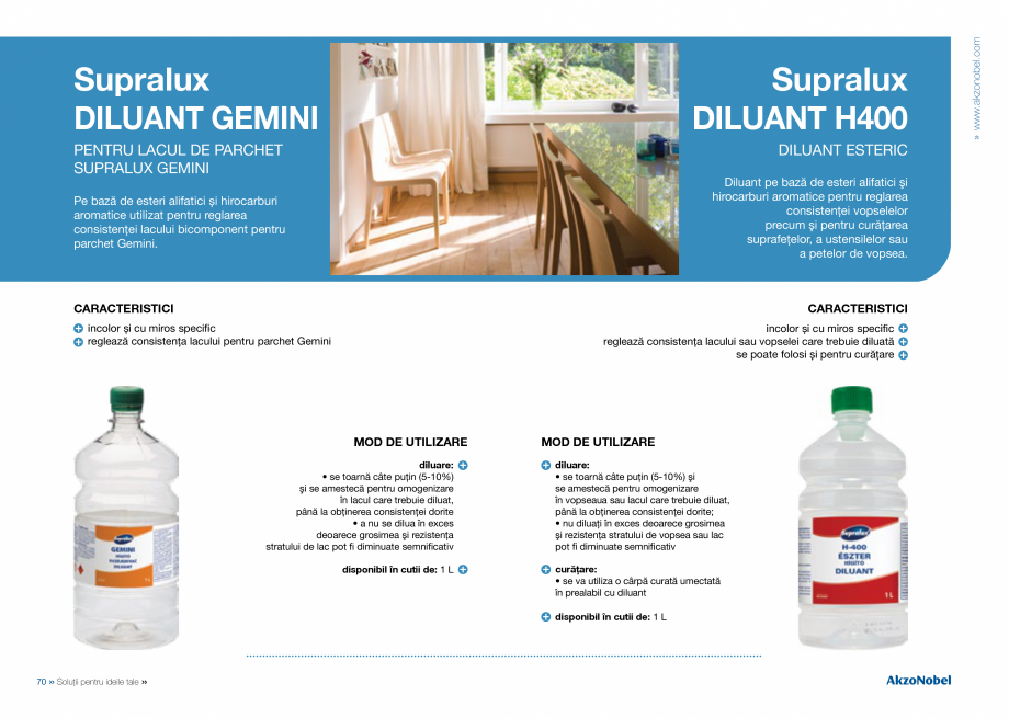Pagina 37 - Solutii pentru ideile tale - Catalog complet 2018  DULUX Easy Smooth, Quick Set Cement...