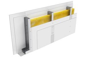 Compartimentari vestiare, cabine sanitare Peretii Siniat pentru compartimentarea vestiarelor si cabinelor sanitare se adapteaza perfect la renovari si amenajari interioare. De asemenea, ofera foarte bune performante acustice si de izolare termica.
