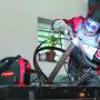 Sculptor ce utilizeaza echipamentul TransPocket 150