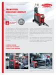 Echipament sudura MIG/MAG     FRONIUS - TransSteel 3500 Compact