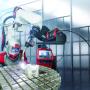 Utilizarea echipamentului de sudura in robotica