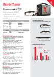 Sistem profesional de taiere cu plasma / Echipamente de taiere cu plasma, utilizate in ateliere, industrie / CM METAL TRADING