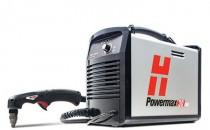 Echipamente de taiere cu plasma, utilizate in ateliere, industrie Aparate de debitare cu plasma HYPERTHERM de diferite puteri, portabile sau stationare, destinate utilizarii in mici ateliere de reparatii si mentenanta sau utilizarii industriale