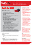 Specificatii tehnice Swift Cut 3000 SWIFT CUT - PRO 3000