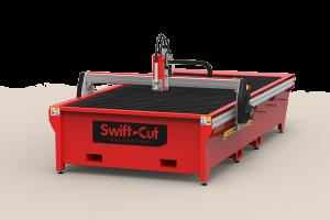 Sisteme CNC de taiere cu plasma  SWIFT CUT ofera solutii complete in ceea ce priveste optiunile si preferintele clientilor, eficienta si fiabilitatea fiind calitati exploatate la cel mai inalt nivel.