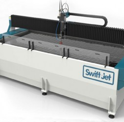 Sisteme si echipamente CNC de taiere cu apa SWIFT CUT