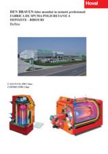 Fabrica de spuma poliuretanica - Depozite - birouri - Buftea
