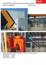 HAULETTE- producator de materiale si echipa - Titesti-Arges