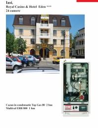 Iasi - Royal Casino - Hotel Eden 3 stele, 24 camere