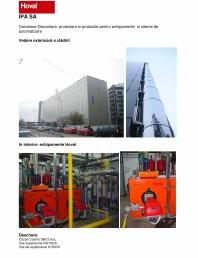 IPA SA - Cercetare-Dezvoltare, proiectare si productie pentru echipamente si sisteme de automatizare