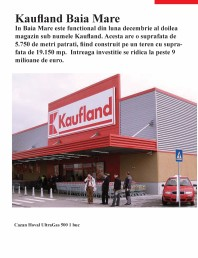 Kaufland - Baia Mare