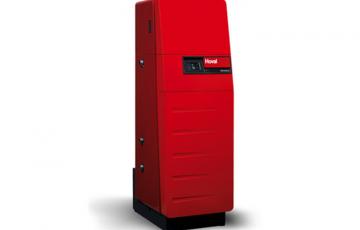 Cazane in condensatie pe gaz Cazane de pardoseala in condensatie HOVAL de mare eficienta si gama de puteri in intervalul 15 - 2000 kW.