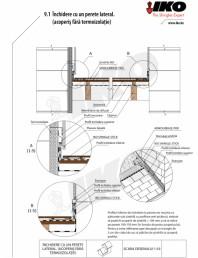 Inchidere perete lateral