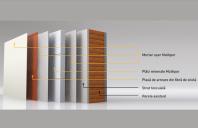 Sistem termoizolant pentru interior sau fatada Multipor