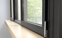 Glafuri de interior Pervazurile de interior de la WERZALIT sunt fabricate in cadrul unui procedeu patentat ca elemente fasonate sub inalta presiune. Rezistente la umiditatea si durata lunga de viata