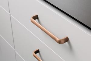Manere pentru mobilier Descopera colectia de manere de la Häfele, o selectie de manere care se ridica la standarde inalte atat in prezent cat si in viitor.
