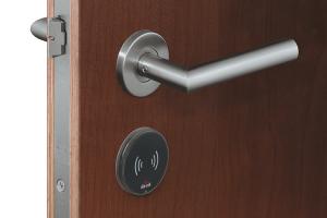 Sistem electronic de control al accesului Dialock
