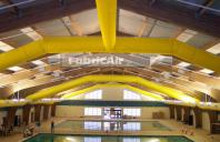 Tubulatura textila pentru ventilatie FabricAir