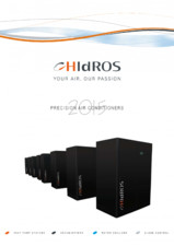 Catalog Close Control Units Hidros HACE