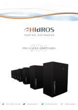 Catalog Close Control Units Hidros HACE