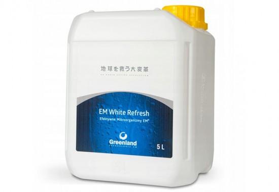 Solutii de igienizare cu probiotice pentru spalare, curatare, reimprospatare si revitalizare suprafete Greenland