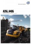 Dumpere, camioane articulate VOLVO - A35G, A40G