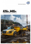 Dumpere, camioane articulate VOLVO - A35G FS, A40G FS