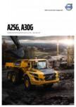 Dumpere, camioane articulate VOLVO - A25G, A30G