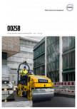 Copactor de asfalt Volvo DD25B VOLVO - DD25B