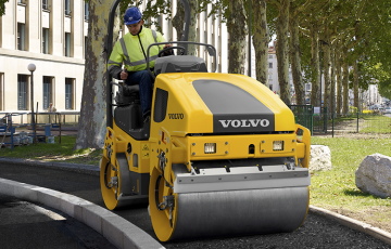 Compactoare pentru sol si asfalt Compactoare Volvo de mici dimensiuni pentru sol - Small soil. Complet versatile si robuste, compactoarele pentru sol de mici dimensiuni ale companiei Volvo ofera o agilitate si performanta exceptionala cu care Volvo v-a obisnuit deja pentru ducerea la indeplinire a lucrarilor. Compactoare de mari dimensiuni pentru sol - Large Soil. Compactoarele Volvo Large Soil sunt proiectate cu multe caracteristici inovatoare, care confera o performanta a tamburului, exploatare si fiabilitate excelente, si creeaza un mediu sigur, confortabil si productiv pentru operator.