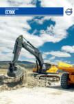Excavator pe senile VOLVO - EC700C