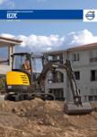 Excavator compact VOLVO - EC27C