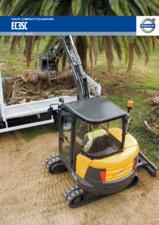 Excavator compact VOLVO