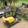 Excavator compact