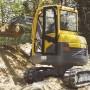 Excavatoare compacte