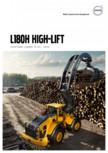 Incarcator pe roti - L180HHL VOLVO - L180H High-lift