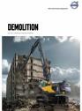 Echipamente pentru demolare la inaltime mare