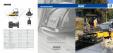 Finisoare de asfalt pe senile Volvo - ABG2820 VOLVO