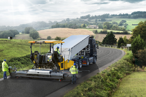 Finisoare de asfalt Finisoare de asfalt Volvo ABG pe senile: Fiind utilaje de pavare puternice pentru santiere de lucru riguroase, finisoarele de asfalt Volvo ABG pe senile raspund tuturor cerintelor de pavare. Cu rezerva ampla de putere si designul lor robust si puternic, finisoarele de asfalt Volvo ABG pe senile sunt ideale pentru proiecte de scara medie si larga. Acum Volvo va ofera cel mai avansat model de finisor de asfalt pe roti de pe piata. Finisoarele de asfalt Volvo ABG pe roti confera o productivitate superioara, o calitate excelenta a pavarii
