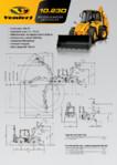 Buldoexcavator articulat  / Buldoexcavatoare / Volvo Construction Equipment