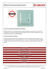 Termostat incalzire electrica AMASS