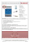 AMStemp 800 termostat cu detecție temperatura-umiditate / Termostate automatizate cu functii suplimentare de reducere consum / AMASS CONFORT SYSTEMS