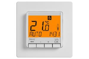 Termostate automatizate cu functii suplimentare de reducere consum AMASS va ofera o gama variata de termostate pentru interior, exterior. Acestea sunt fabricate in Danemarca si dotate cu programe de diferite privind setarea termostatului.