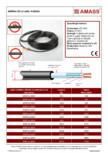 Cablu incalzitor AMASS - AMSflex 20