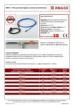 Kit protectie inghet conducte (autolimitare) AMASS - AMS-L11