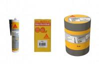 Sigilanti pe baza de bitum sau butil pentru lipiri si reparatii la acoperisuri pereti si alte