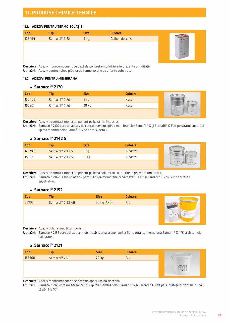 Pagina 39 - Accesorii pentru sisteme de acoperis  Catalog, brosura Romana ariabil  Bej  441018 ...