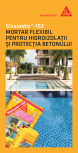 Mortar flexibil pentru hidroizolatii si protectia betonului SIKA - Sikalastic®-152
