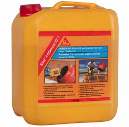 Aditivi pentru betoane si mortare SIKA
